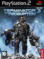 Hra pre Playstation 2 Terminator 3: The Redemption