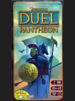 Stolní hra Desková hra 7 divů světa - DUEL Pantheon EN (rozšíření)