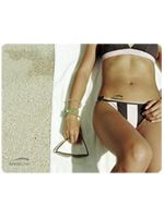 Herné príslušenstvo Podložka Silk-Mousepad Bikini
