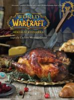 Kniha Kuchařka World of Warcraft