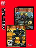 Hra pre PC Mechwarrior 4: Vengeance + Black Knight Expansion