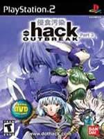 Hra pre Playstation 2 .hack Part 3: Outbreak