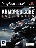 Hra pre Playstation 2 Armored Core: Last Raven