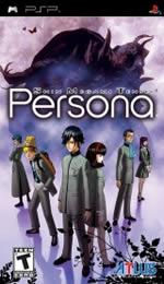 Hra pre PSP Shin Megami Tensei: Persona (Collectors Edition)