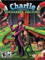 Hra pre PC Karlík a továrna na čokoládu
