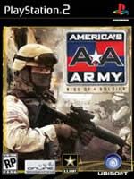 Hra pre Playstation 2 Americas Army: Rise of a Soldier