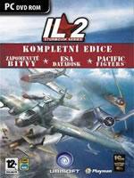 Hra pre PC IL-2 Sturmovik: Kompletní edice