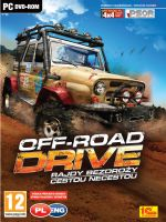 Hra pre PC Off-Road Drive