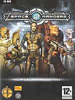 Hra pre PC Space Rangers 2