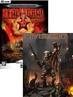 Hra pre PC Stalingrad + Vivisector