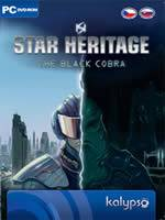 Hra pre PC Star Heritage: The Black Cobra CZ