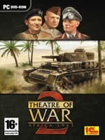 Hra pre PC Theatre Of War 2: Africa 1943