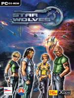 Hra pre PC Star Wolves (Vesmírni vlci) dupl