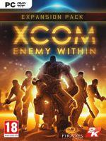 Hra pro PC XCOM: Enemy Within (rozšíření)