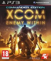 Hra pre Playstation 3 XCOM: Enemy Within (Commander Edition)