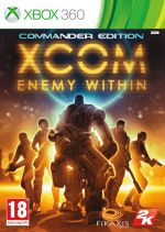 Hra pre Xbox 360 XCOM: Enemy Within (Commander Edition)