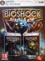Hra pre PC Bioshock 1 + 2