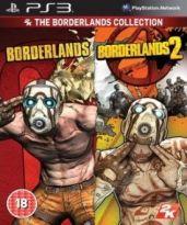 Hra pro Playstation 3 Borderlands Collection (1 + 2)