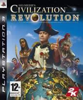 Hra pre Playstation 3 Civilization Revolution