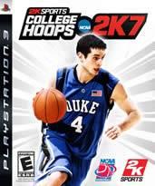 Hra pre Playstation 3 College Hoops 2K7