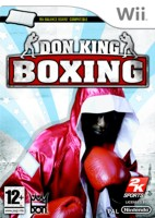 Hra pre Nintendo Wii Don King Boxing