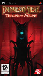 Hra pre PSP Dungeon Siege: Throne of Agony