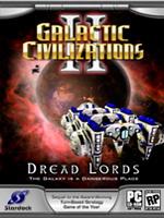 Hra pre PC Galactic Civilizations 2: Dread Lords