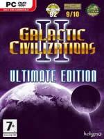 Hra pre PC Galactic Civilizations 2: Ultimate Edition + CZ