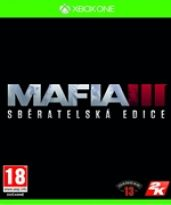 hra pre Xbox One Mafia III CZ (Collectors Edition)