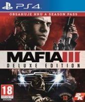 hra pre Playstation 4 Mafia III CZ (Deluxe Edition)