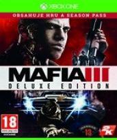 hra pre Xbox One Mafia III CZ (Deluxe Edition)