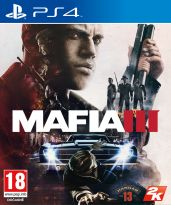 hra pre Playstation 4 Mafia III CZ