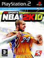 Hra pre Playstation 2 NBA 2K10