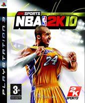 Hra pre Playstation 3 NBA 2K10
