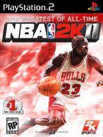 Hra pre Playstation 2 NBA 2K11