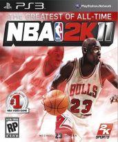 Hra pre Playstation 3 NBA 2K11