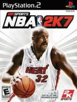 Hra pre Playstation 2 NBA 2K7