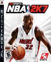 Hra pre Playstation 3 NBA 2K7