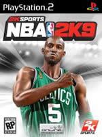 Hra pre Playstation 2 NBA 2K9
