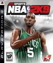 Hra pre Playstation 3 NBA 2K9