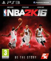 Hra pre Playstation 3 NBA 2K16