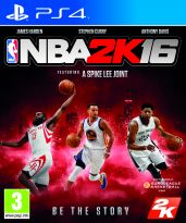 hra pre Playstation 4 NBA 2K16