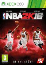 Hra pro Xbox 360 NBA 2K16