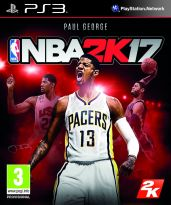 Hra pre Playstation 3 NBA 2K17