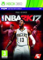 Hra pre Xbox 360 NBA 2K17