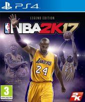 hra pre Playstation 4 NBA 2K17 (Legend Edition)