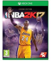 hra pre Xbox One NBA 2K17 (Legend Edition)