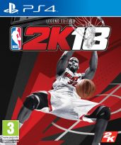 hra pre Playstation 4 NBA 2K18 (Legend Edition)