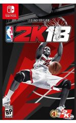 NBA 2K18 (Legend Edition) (SWITCH)