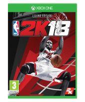 hra pre Xbox One NBA 2K18 (Legend Edition)